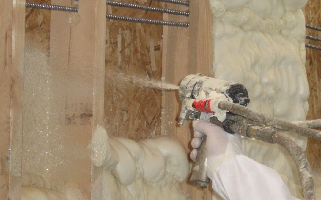 Five Reasons to Update to Spray Foam Insulation Now!