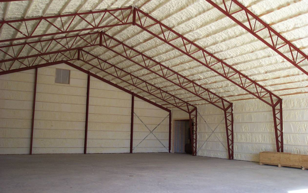 Metal Buildings Confidential: Why You Need Insulation Now