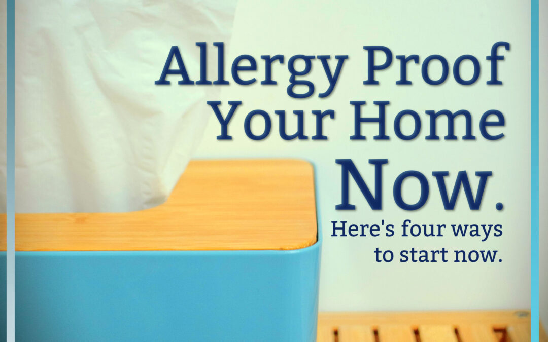 Allergy-Proofing: 4 Ways to Control Your Allergens at Home
